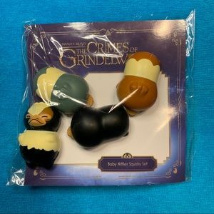 Rare Harry Potter Fantastic Beasts Collectible